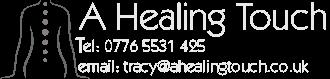 A Healing Touch Logo