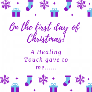 On the first day of Christmas...