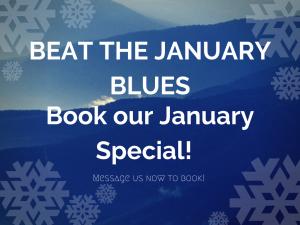 Beat the January Blues